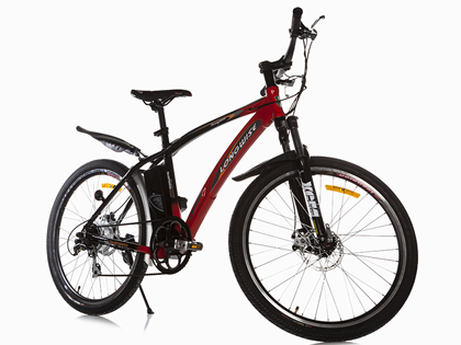 Електрически велосипед Longwise Fashion