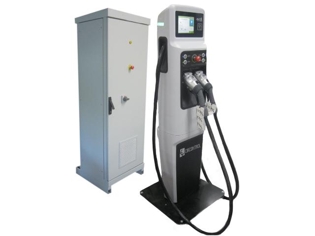 Станция за бърз заряд: Quick charge Advance system