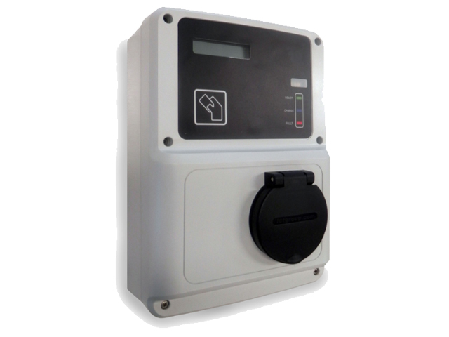 Зарядна станция: Wall Box Smart