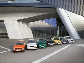 BMW Group: 40 години електромобили