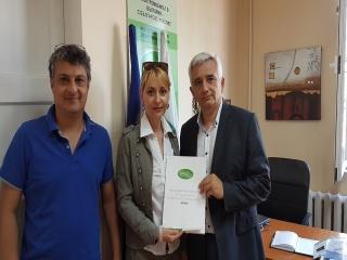ИКЕМ сключи меморандум за сътрудничество с Екодизайн Прет-А-Порте
