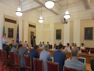 ИКЕМ участва в заседание на Парламентарната комисия по енергетика в 44-то НС