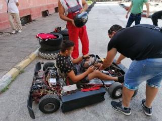 ''Автото'' в Хасково – със собствен електрокартинг