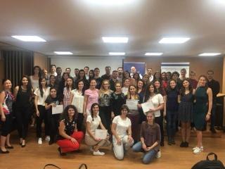 ИКЕМ взе участие в Шестата лятна академия за млади лидери на Софийския Форум за сигурност