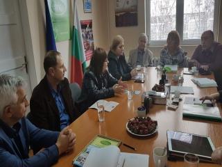 Проведе се първата за 2018г. среща на групата за образование по електрическа мобилност