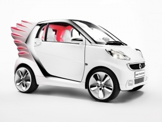 Дизайнерски Smart ForJeremy Concept