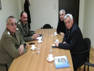 Collaboration between EVIC and Military Academy in Bulgaria
