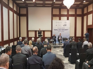 EVIC PARTICIPATES IN A INTERNATIONAL CONFERENCE ON THE NEW EUROPEAN DEFENSE IDENTITY