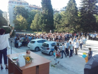 The new school year in Bulgaria starts with new classes on electric vehicles