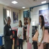 Фондация ''Америка за България'' гостува на ПГ ''Велизар Пеев'' в гр. Своге